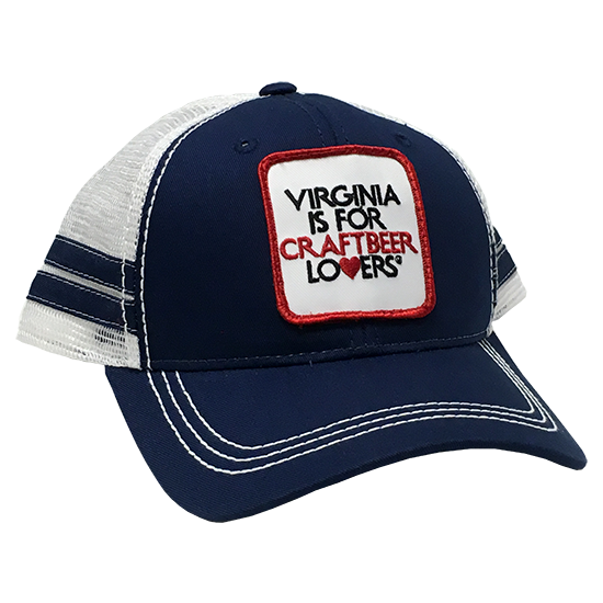Virginia Is For Craft Beer Lovers Snap Back Hat