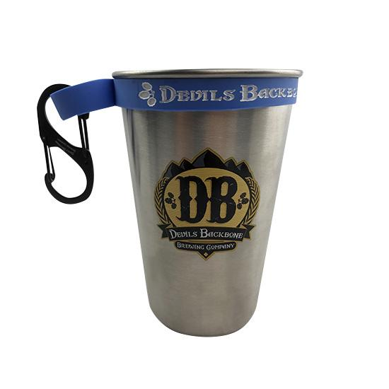 Devils Backbone Pint Ring With Carabiner