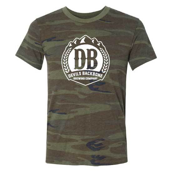 Devils Backbone Alternative Apparel Army Camo T-Shirt