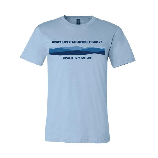 Devils Backbone Brewing Company Blue Ridge Mountains T-Shirt