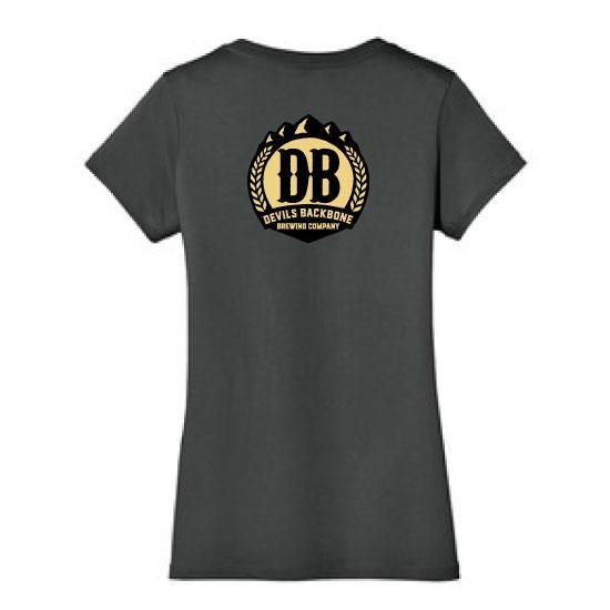 Devils Backbone Ladies V-Neck T-Shirt