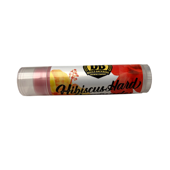 Devils Backbone Hibiscus Hard Lemonade Lip Balm