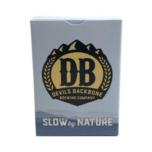 Devils Backbone Brewing Company Playing Cards