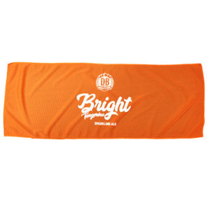 Devils Backbone Bright Sparkling Ale Cooling Towel