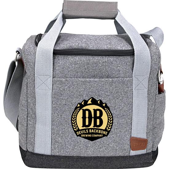 Devils Backbone Field & Co.® Campster 12 Bottle Craft Cooler - Front View