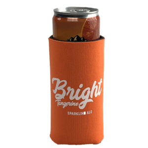 Devils Backbone Brewing Company Bright Tangerine Sparkling Ale Slim Can Koozie