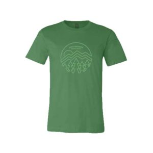 Devils Backbone Brewing Company Nature Scene T-Shirt