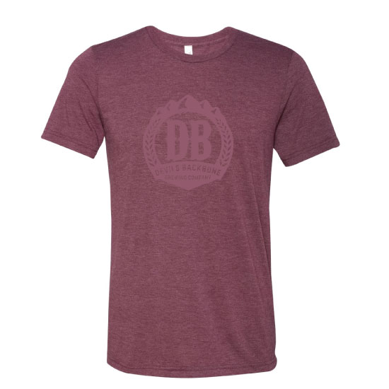 Devils Backbone Brewing Company Vintage Ringspun Cotton T-Shirt
