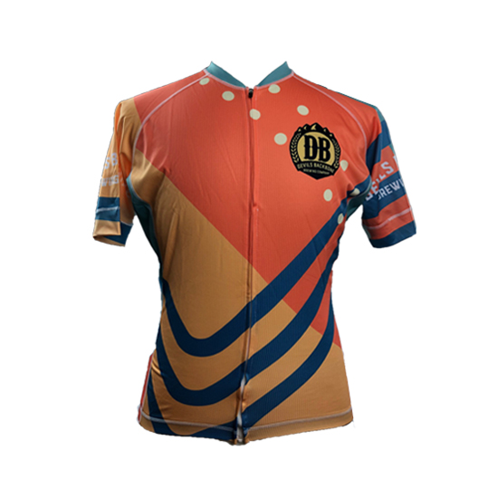 Devils Backbone Men's Cycling Jersey