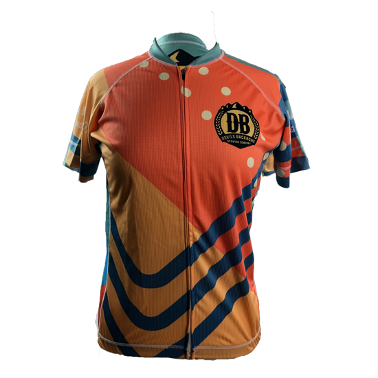 Devils Backbone Brewing Company Ladies Cycling Jersey
