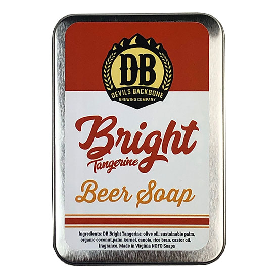 Devils Backbone Bright Tangerine Soap