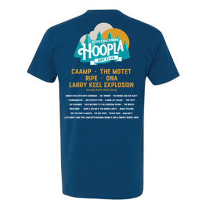 Devils Backbone Hoopla 2019 T-Shirt - Back View
