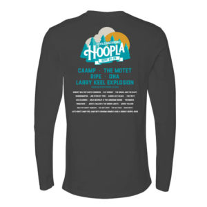 Devils Backbone 2019 Hoopla Long Sleeve T-Shirt - Back View