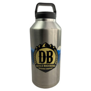 Devils Backbone Stainless Steel Canteenz Growler