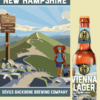 Savor The View Poster - New Hampshire