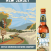 Savor The View Poster - New Jersey