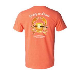 Orange Smash T-Shirt