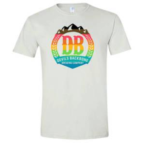 Devils Backbone Ringspun Cotton Pride T-Shirt