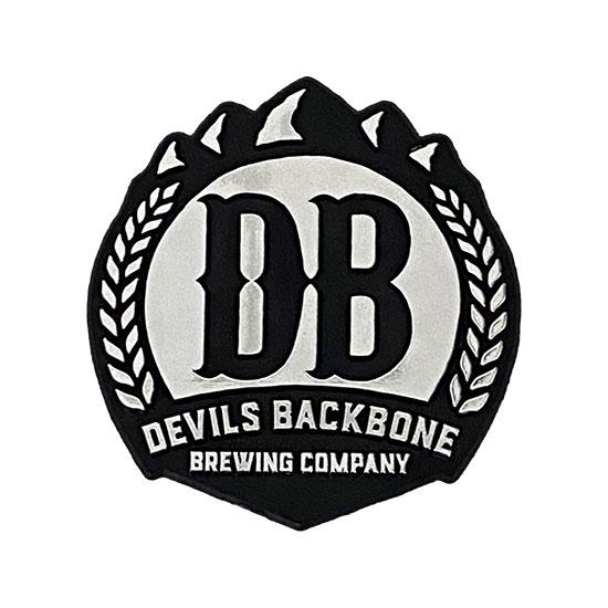 Devils Backbone Car Emblem
